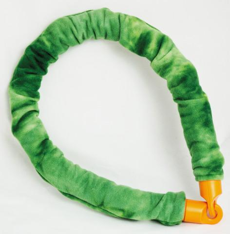 Vibrating Snake Cover Green - Vibration Special Needs Toy