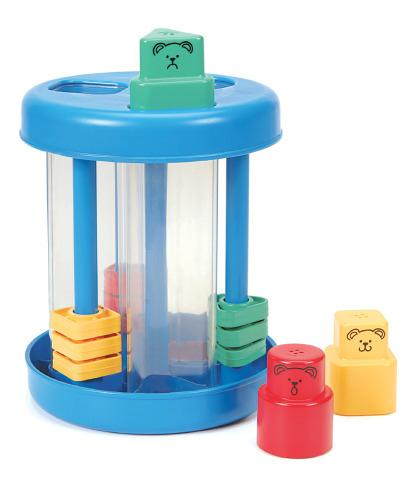 Squeak Drop Box - Sorting Sensory Toy