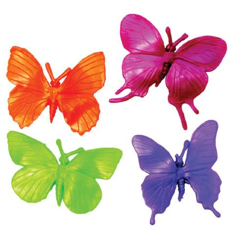 Butterfly Wings - Squidgy Toy