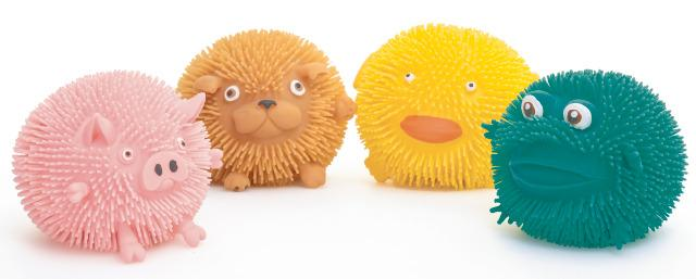 Puffimals - Set of 4
