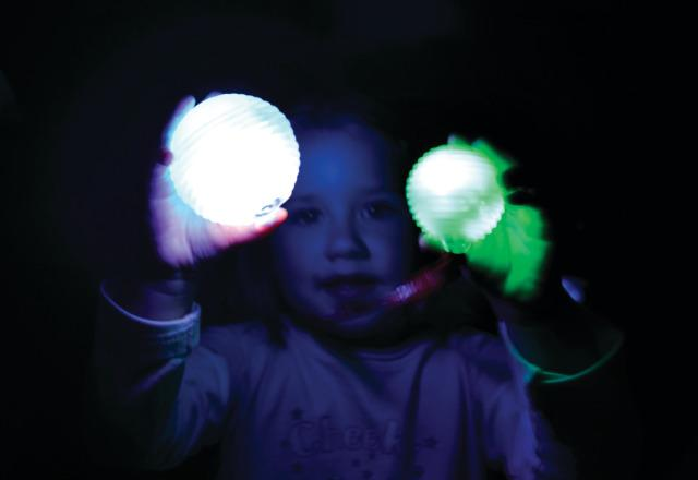 Boing Pro - Lighted Sensory Ball
