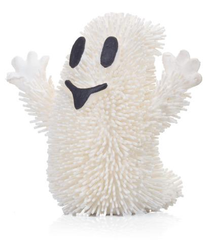 Flashing Squeezy Ghost Toy