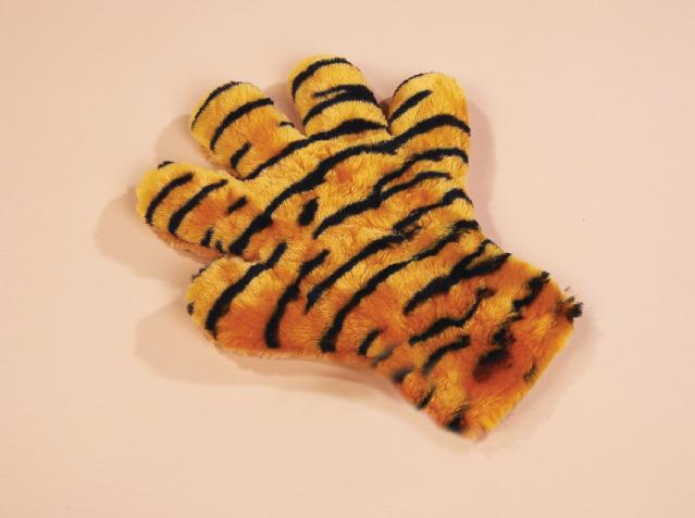 Tiger Glove - Turn Hands Into Fluffy Paws