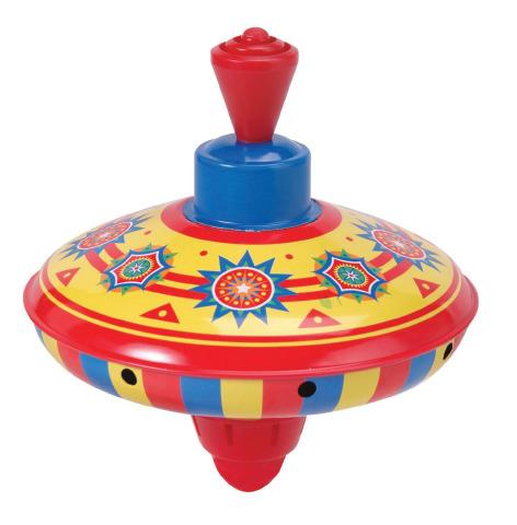 Mini Spinning Top - Hand Operated