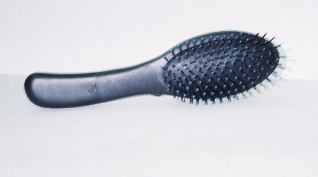 Vibrating Hairbrush