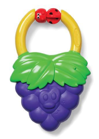 Vibrating Grapes Teether