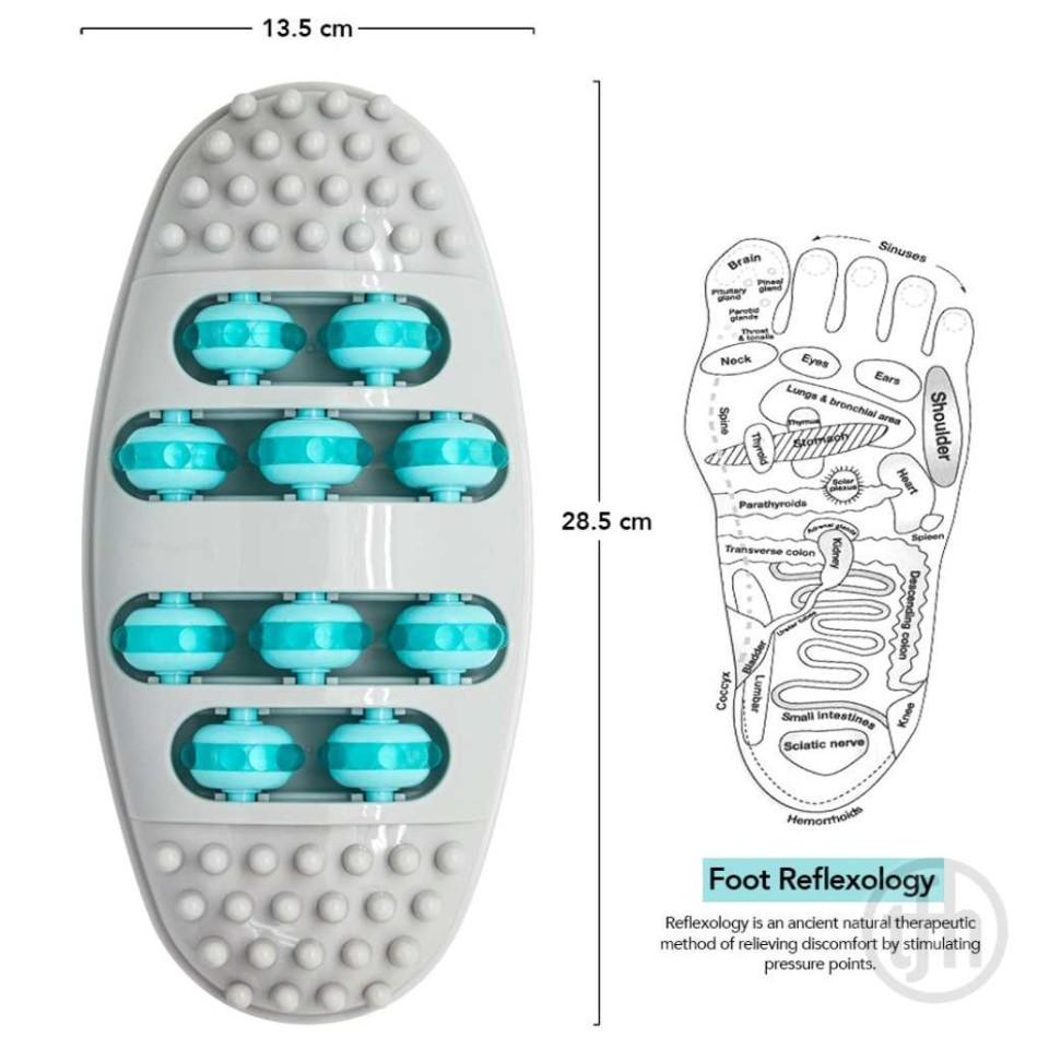Deep Texture & Soothing Foot Roller