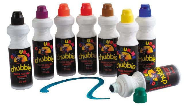 Chubbie Markers