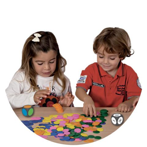 Colour Classification & Counting Game