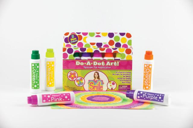 Do-A-Dot Fluorescent Markers