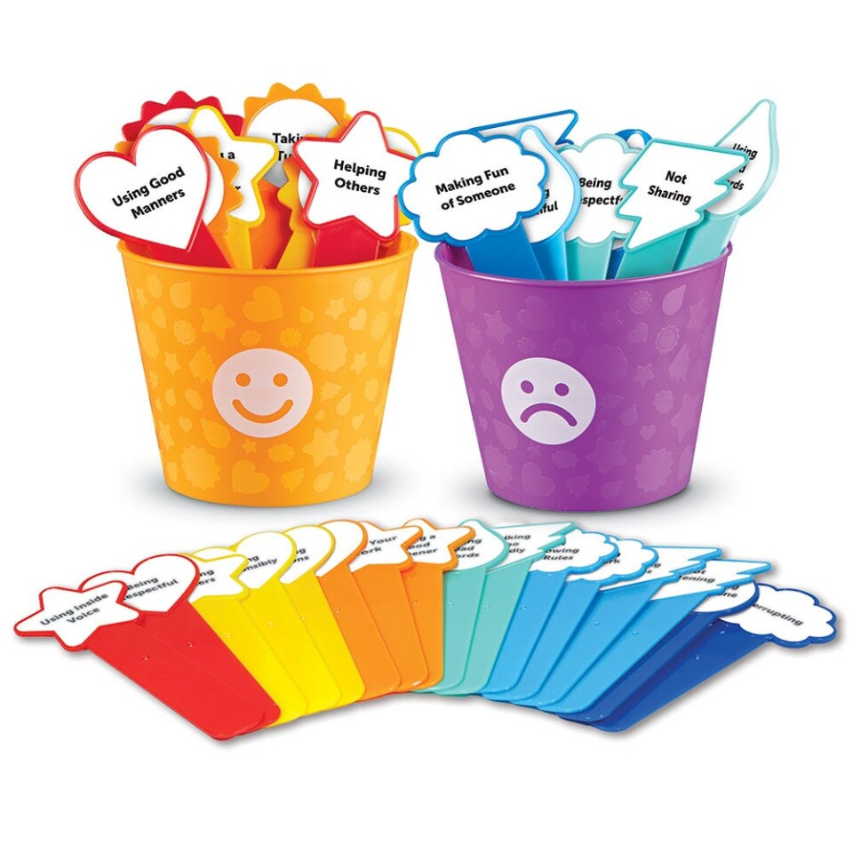 Good Behavior Buckets