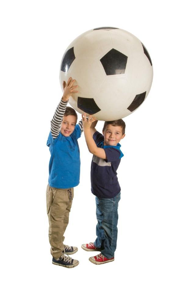 Inflatable Jumbo Soccer Ball