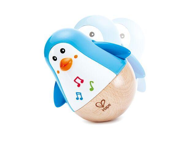 Penguin Musicial Wobbler
