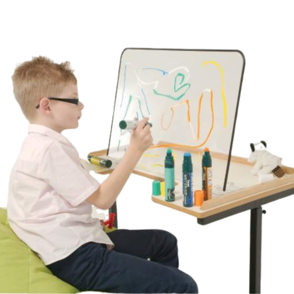 Clear Painting Easel