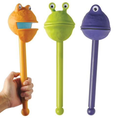 Puppet-on-a-Stick, Set of 3