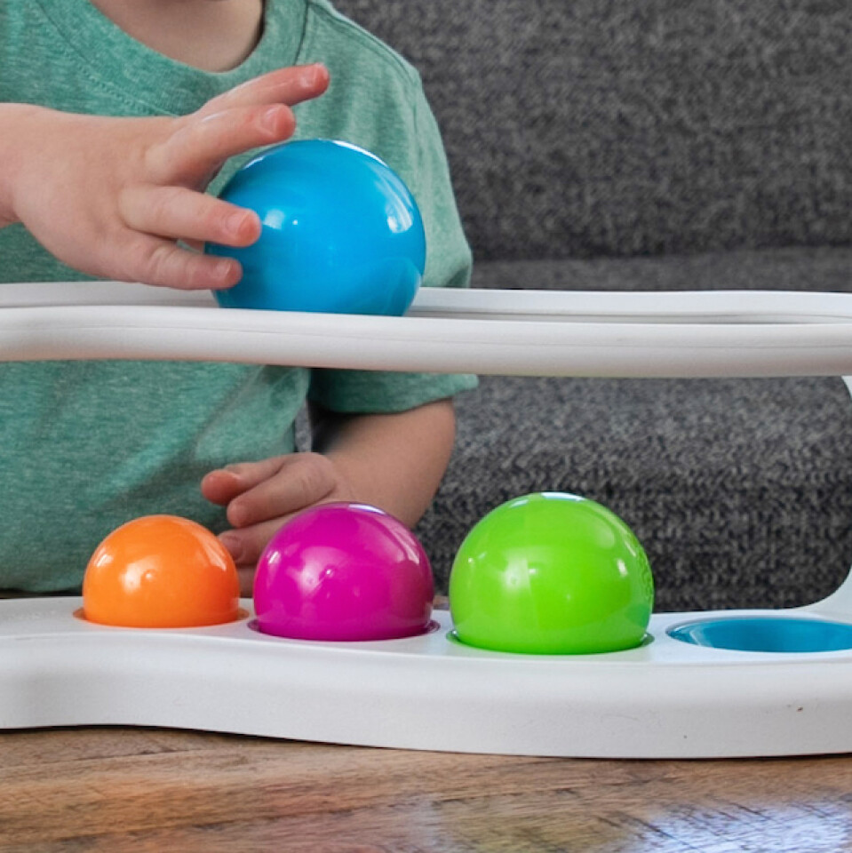 RollAgain Sorter - Sensory Discovery Toy
