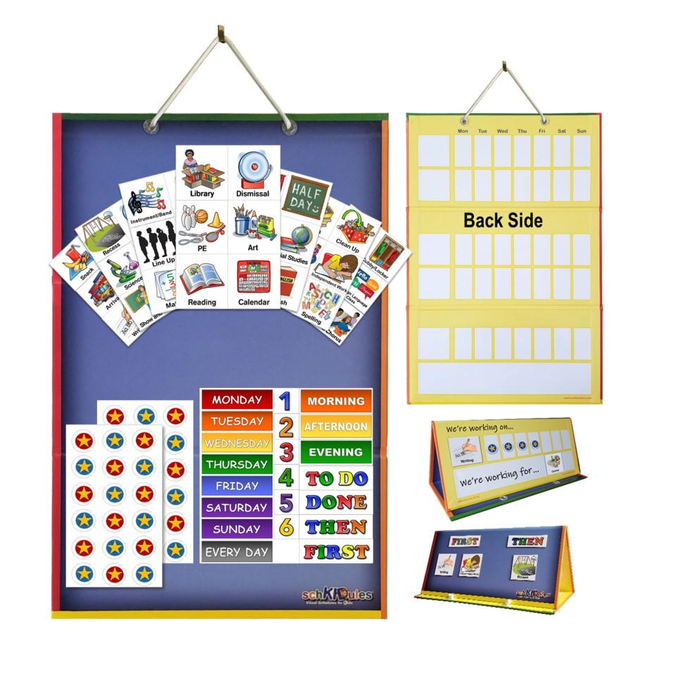 SchKIDules School Bundle