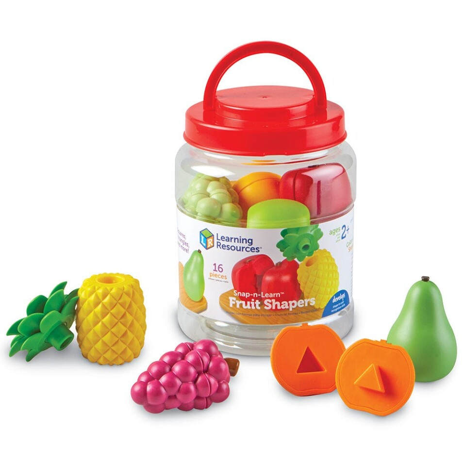 Snap-n- Learn™ Fruit Shapers