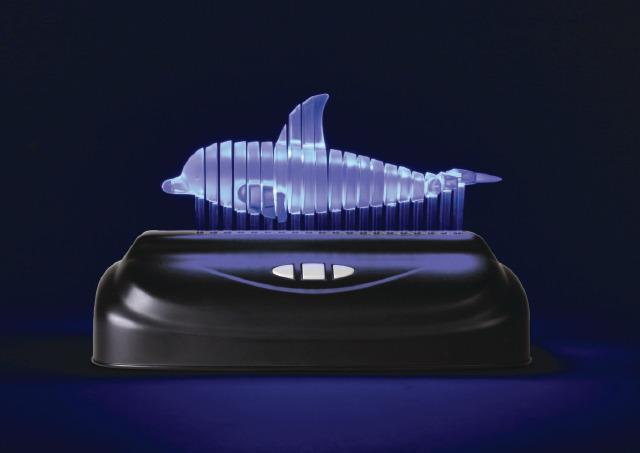 Wave of Light Animatronic Marine Life Building Set