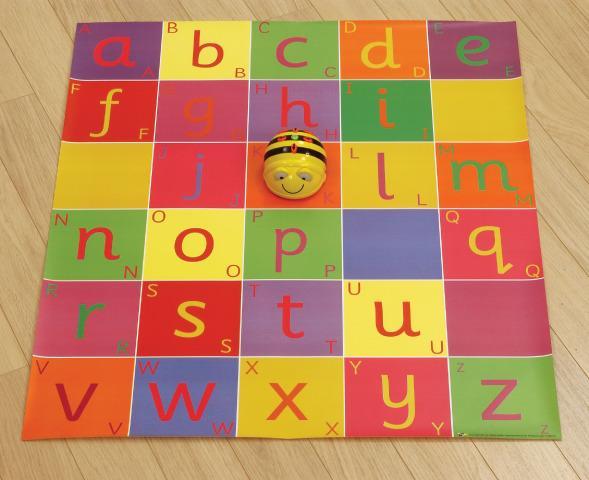 Alphabet Mat - Inclusive Sensory Toy