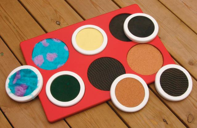 Giant Touch Trainer Feely Pad Toy