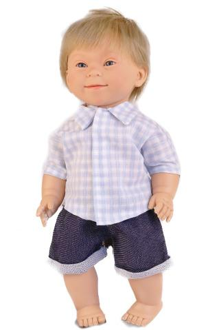 Jonny - Doll Sensory Toy