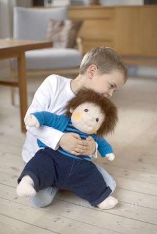 Emil Empathy Doll
