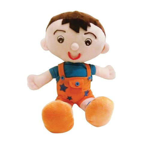Tommy - Facial Emotion Doll - 15 Different Emotions