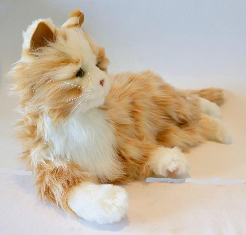 Tabby Companion Cat - Joy for All - Communication