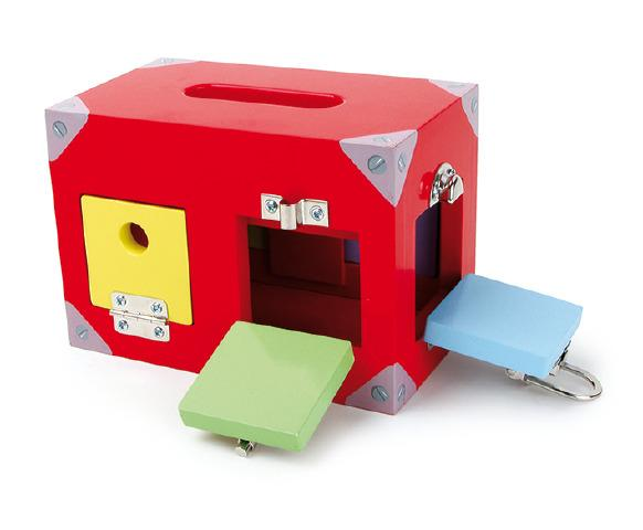 Toy Lock Box
