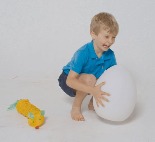 Sensory Mood Egg - Bright Special Needs Toy
