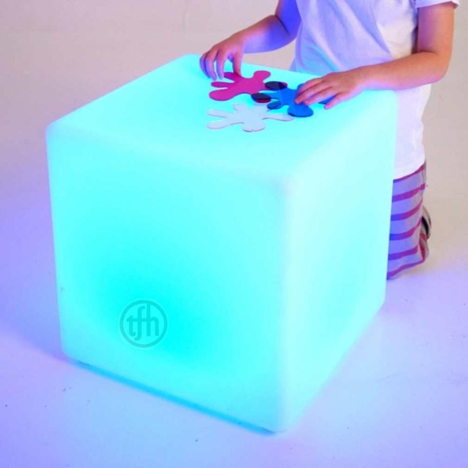 Colour Morphing Educational Light Cube