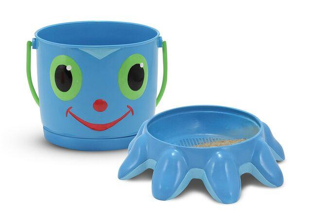 Octopus Pail & Sifter