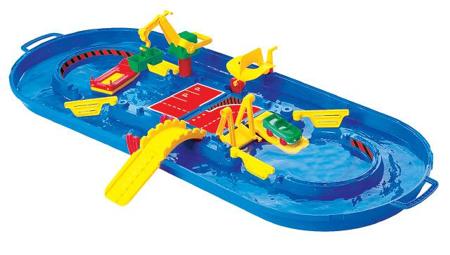 Aquaplay - 19 Piece Water Table