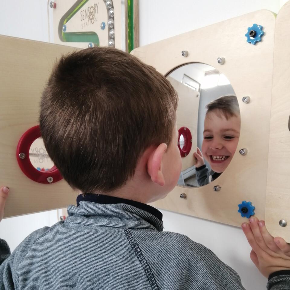 Mystiska Spegeln