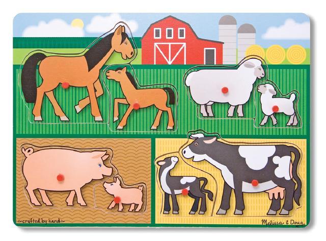 Farm Set Puzzles