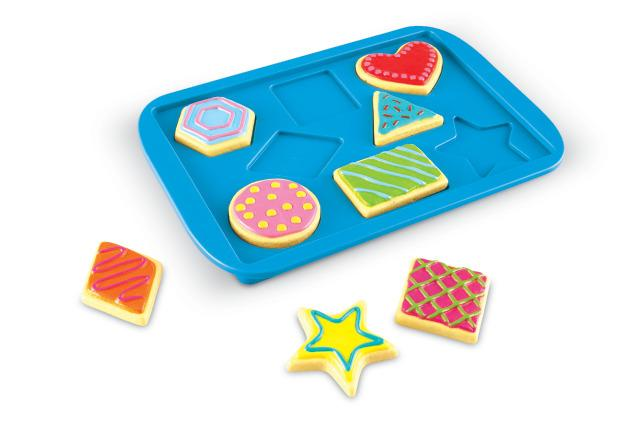 Sugar Cookie Shapes