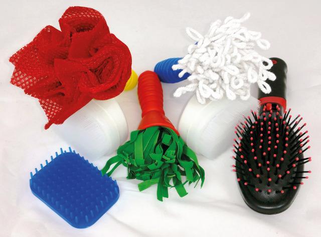 Sensory Brush Kit