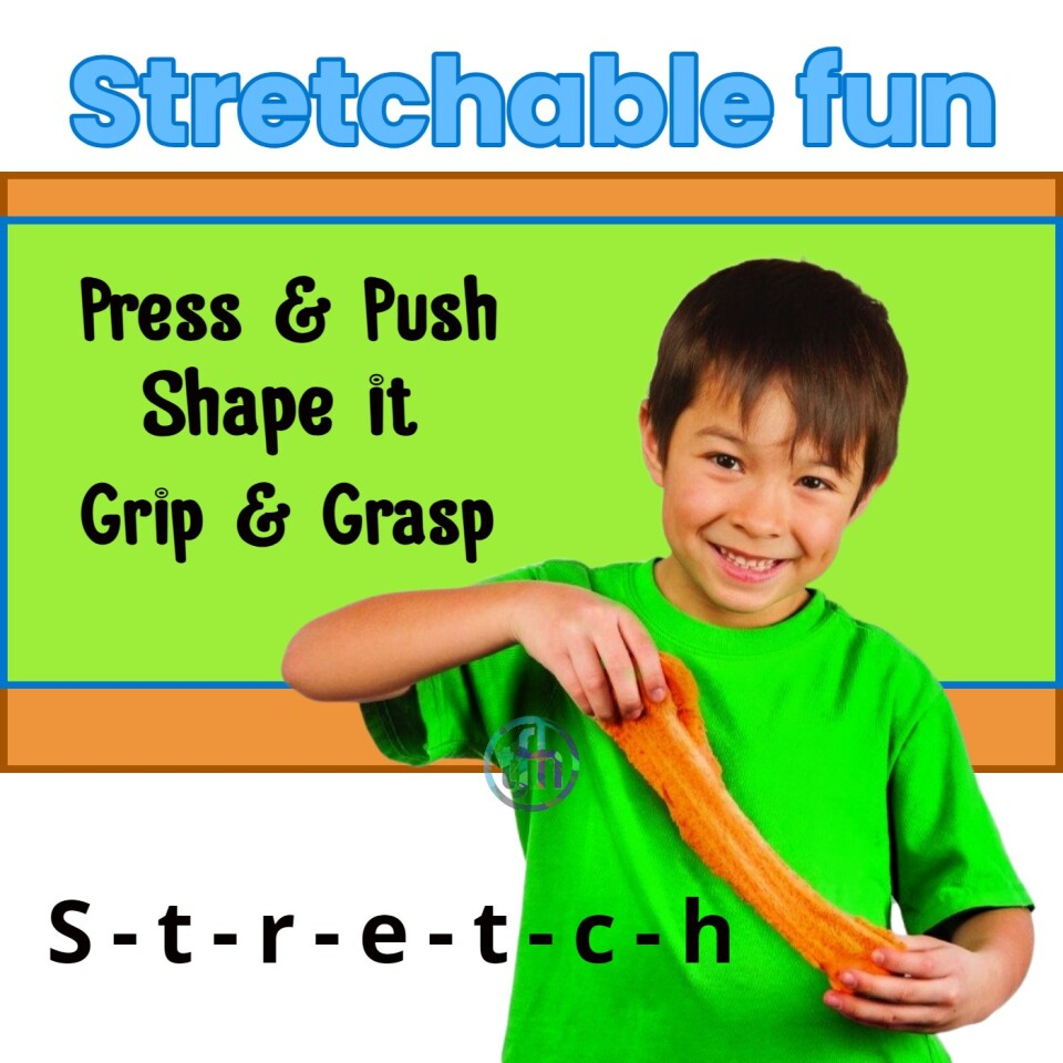 Stretchable Dough