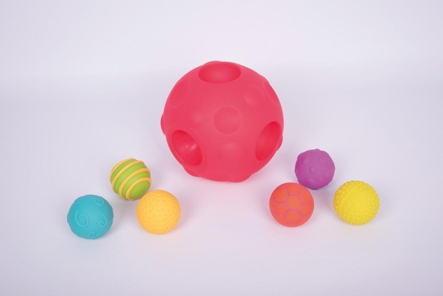 Sensory Meteor Ball