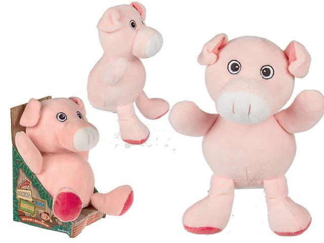 Talking Plush Pig with Record & Repeat Function