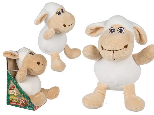 Talk and Record Plush Sheep