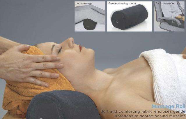 Massage Bolster Cushion - Vibrating Special Needs Toy
