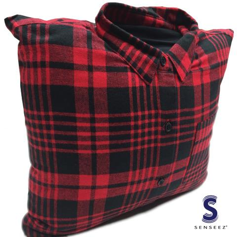 Vibrating Flannel Pillow