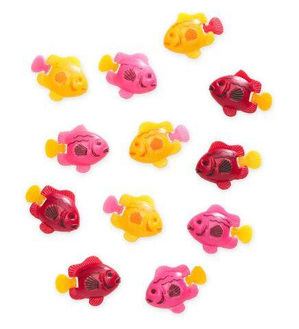 Set of 12 Small Fish