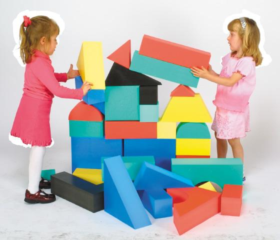 Soft Play Blocks