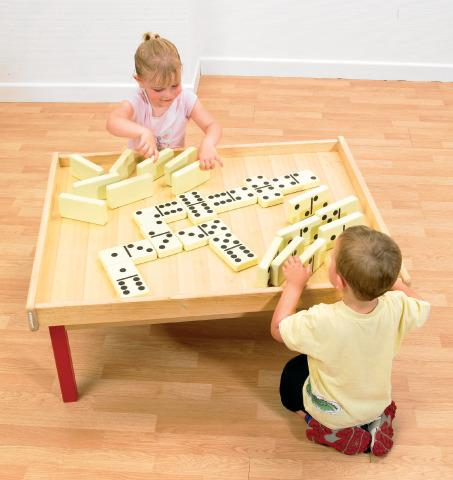 Large Dominoes Game