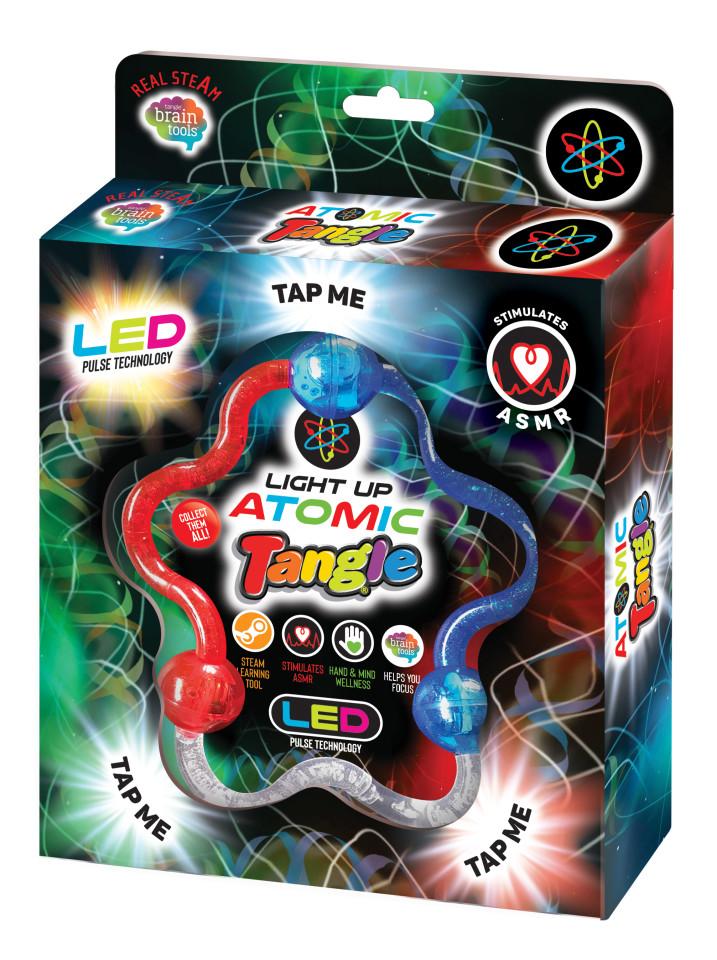Braintools™ Light Up Atomic Tangle - Fidget Toy
