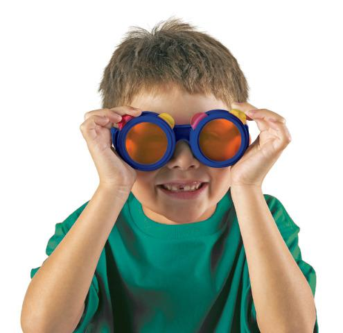 Colour Mixing Glasses - Bright Sensory Toy