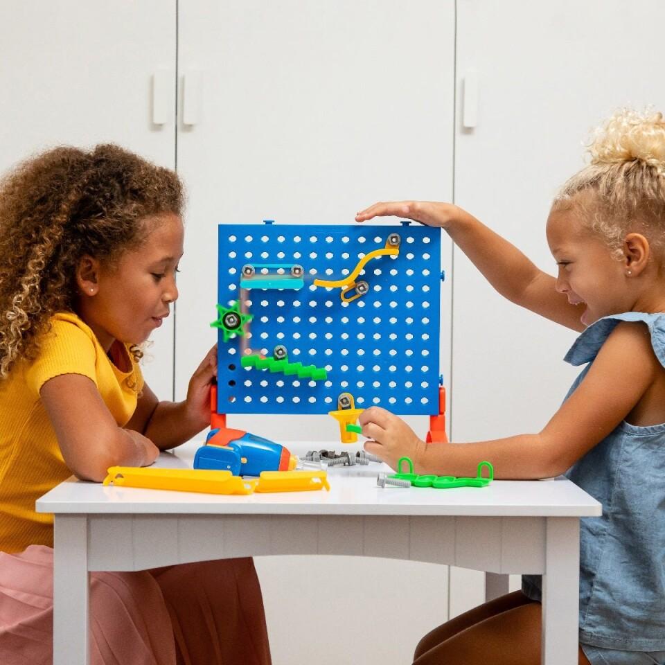 Design & Drill Marble Maze - STEM Toy